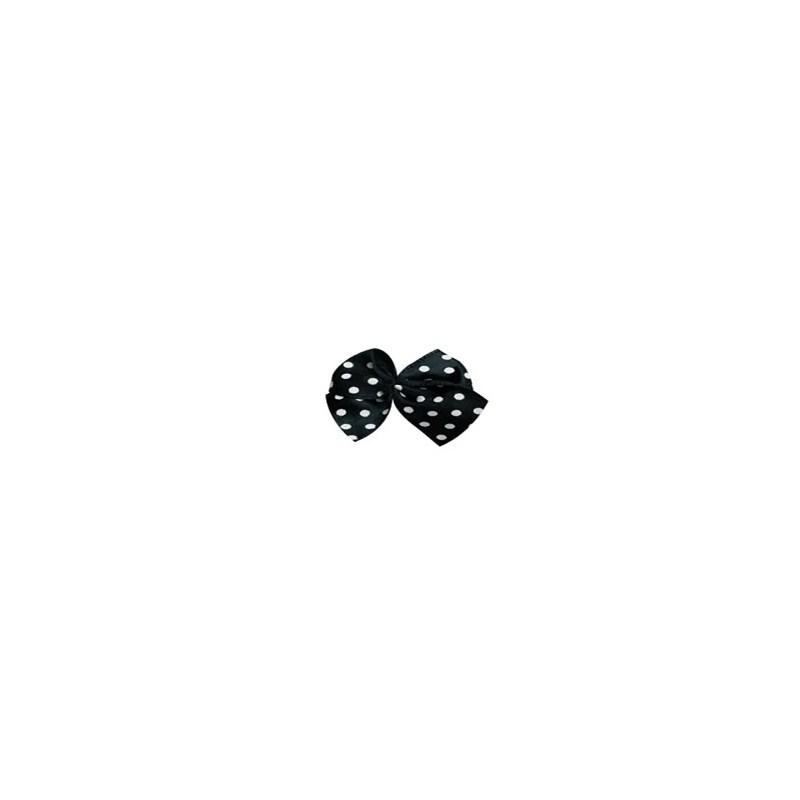 Mini laco de cetim poa 400201 tam aprox. 2,5cm pct c/ 100 unds
