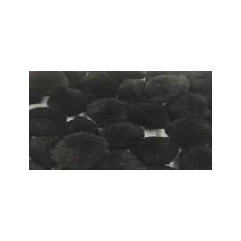 Pom pom trama 13 mm c/ 100 unds