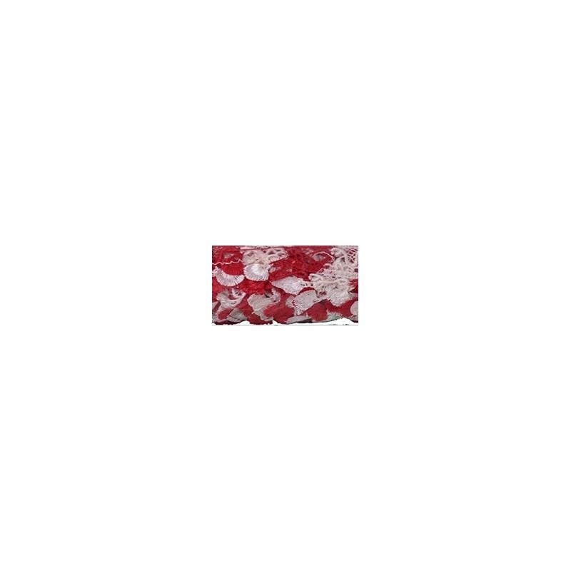 Renda guipir chl- 421- 4,5 cm x  13.7 mts