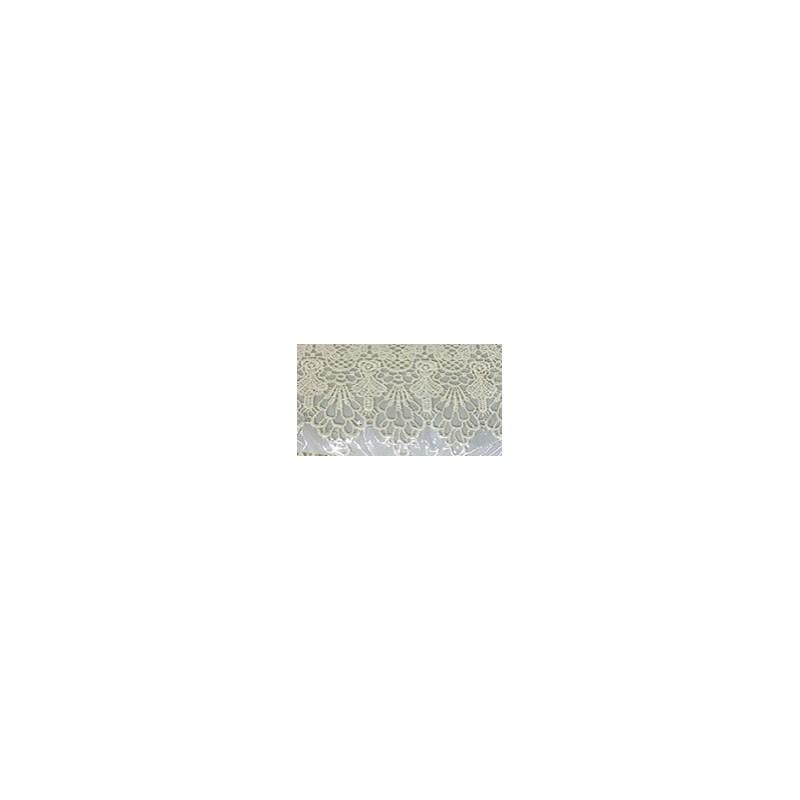 Renda guipire ref. gp 005 - 7,5 cm x 9.2 mts