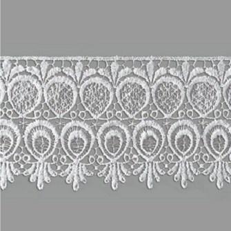 Renda guipire ref. gp 007 - 10 cm x 9.2 mts
