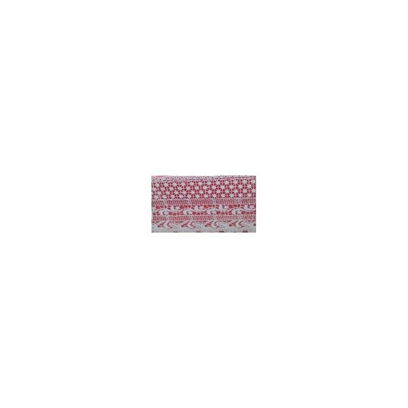 Renda guipire ref. gp 027 - 11 cm x 13.7 mts