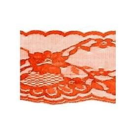 Renda nylon najar 900 70    70 mm c/ 50 mts
