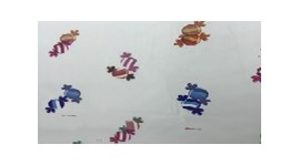 Saco decorativo 15 x 29 cm - pct c/ 50 unds