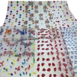Saco decorativo 35 x 54 cm - pct c/ 50 unds