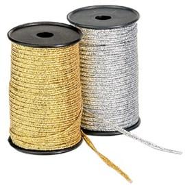 Soutache metalizado 500/03  larg.: 3,00mm rl c/ 50 mts