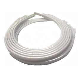 Tiara de plastico 0,8 cm c/ dente - pct c/ 12 unds