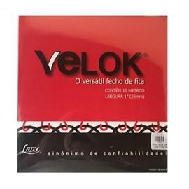 Velcro 1´´bco/pto c/ 10 mts