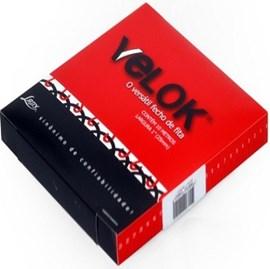 Velcro 3/4 - 19 mm bco/preto c/ 10 mts Preto